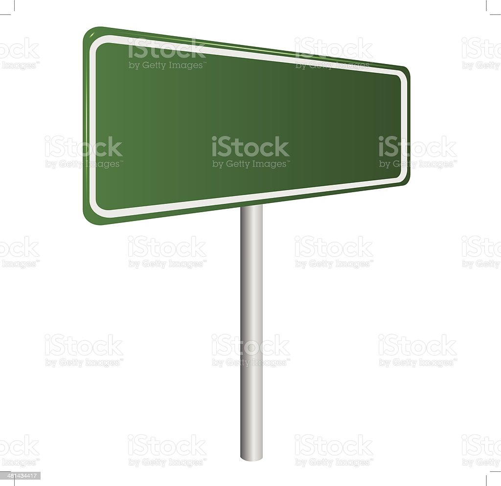 blank road sign clip art vector images amp illustrations