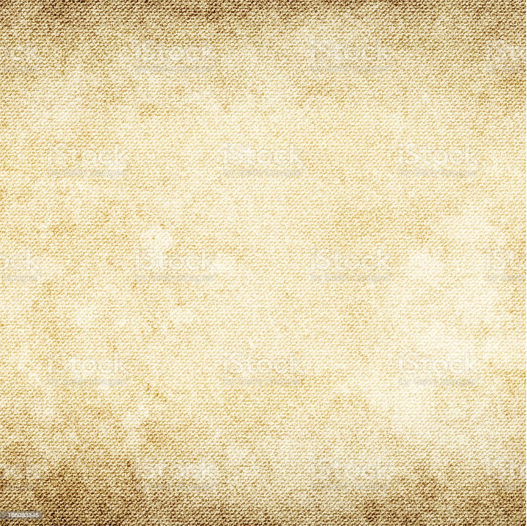 Blank grunge canvas Background vector art illustration