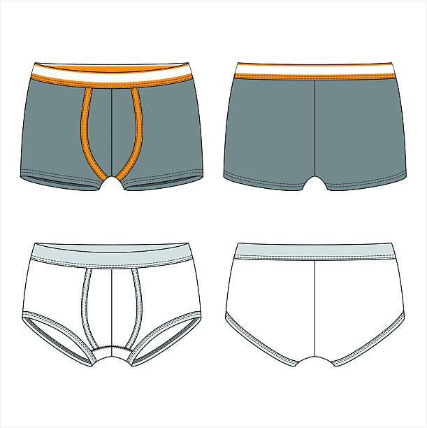 Underwear Clip Art, Vector Images & Illustrations - iStock