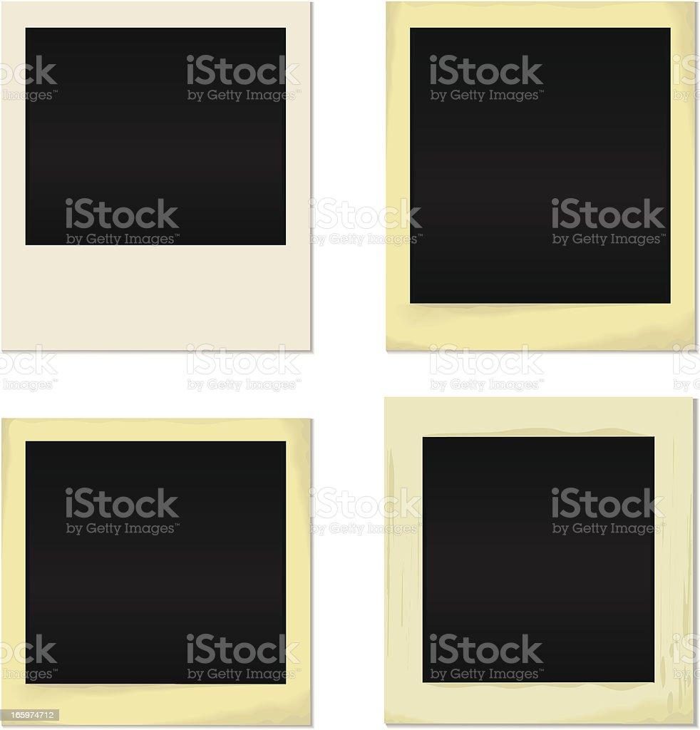 blank photo royalty-free stock vector art