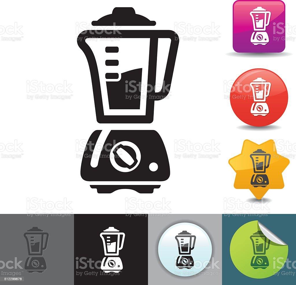 Blender icon | solicosi series vector art illustration