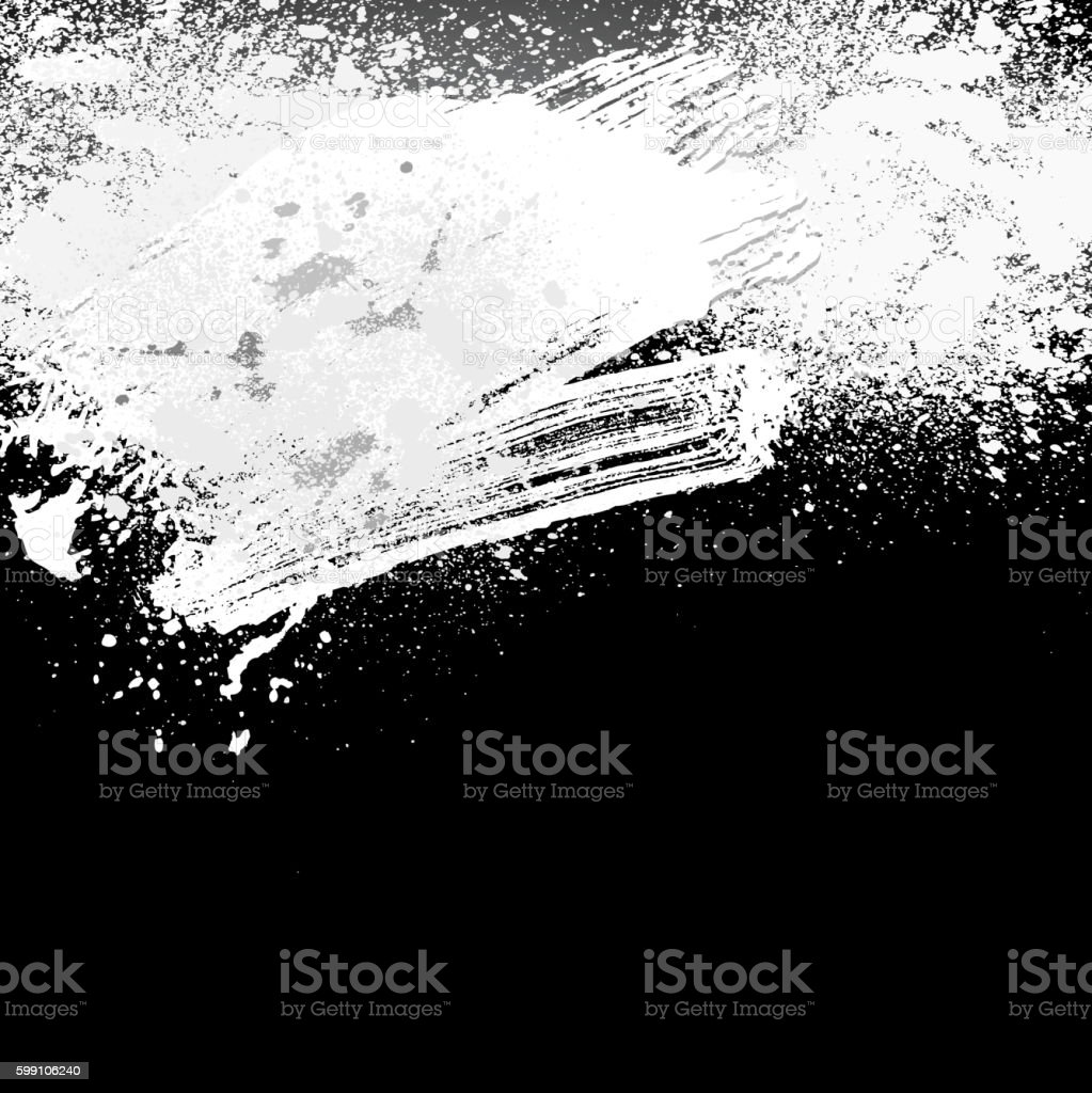 blot background vector art illustration