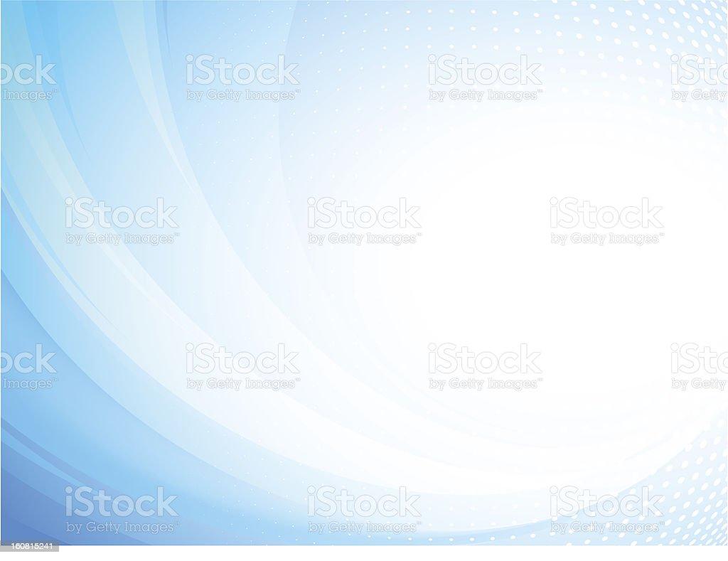 Blue background. vector art illustration