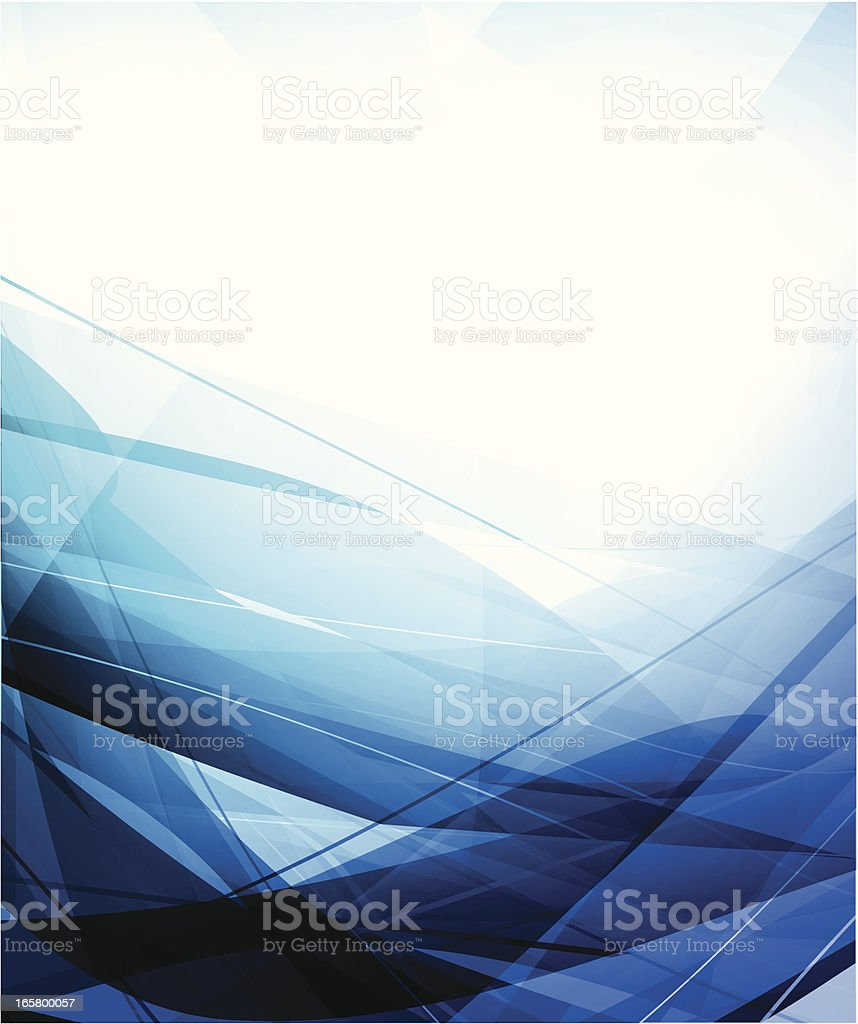 Blue background royalty-free stock vector art