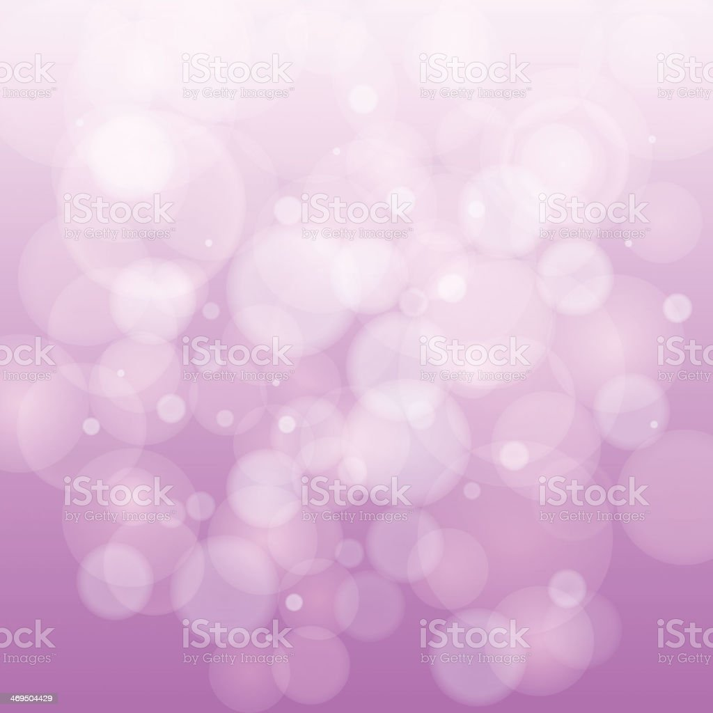Blue bokeh abstract light background. royalty-free stock vector art
