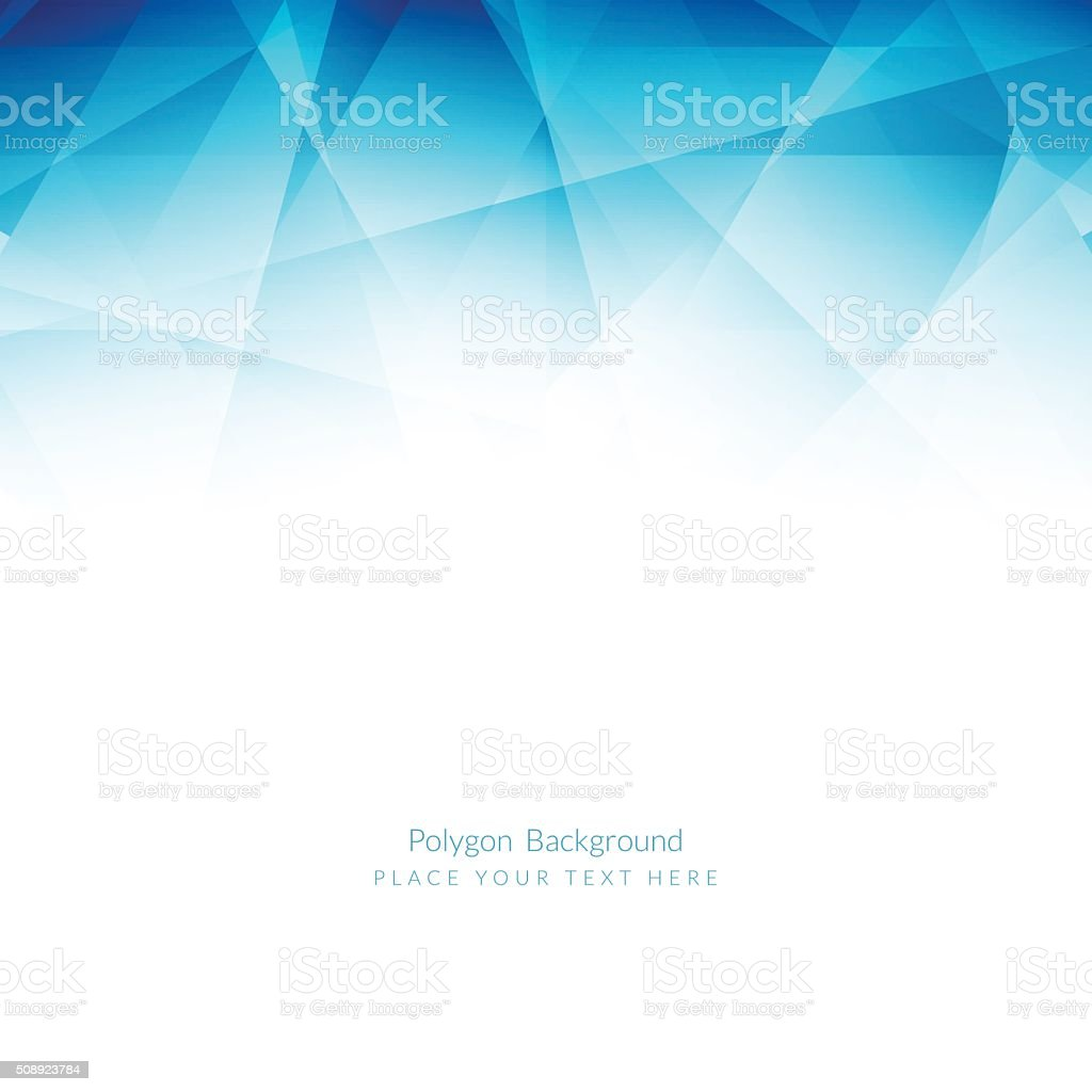 Blue color modern background design. royalty-free stock vector art