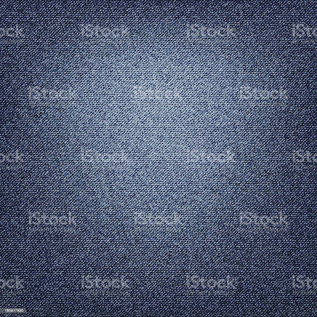 Blue denim royalty-free stock vector art