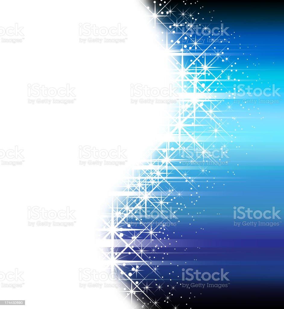 Azul fondo brillantes illustracion libre de derechos libre de derechos
