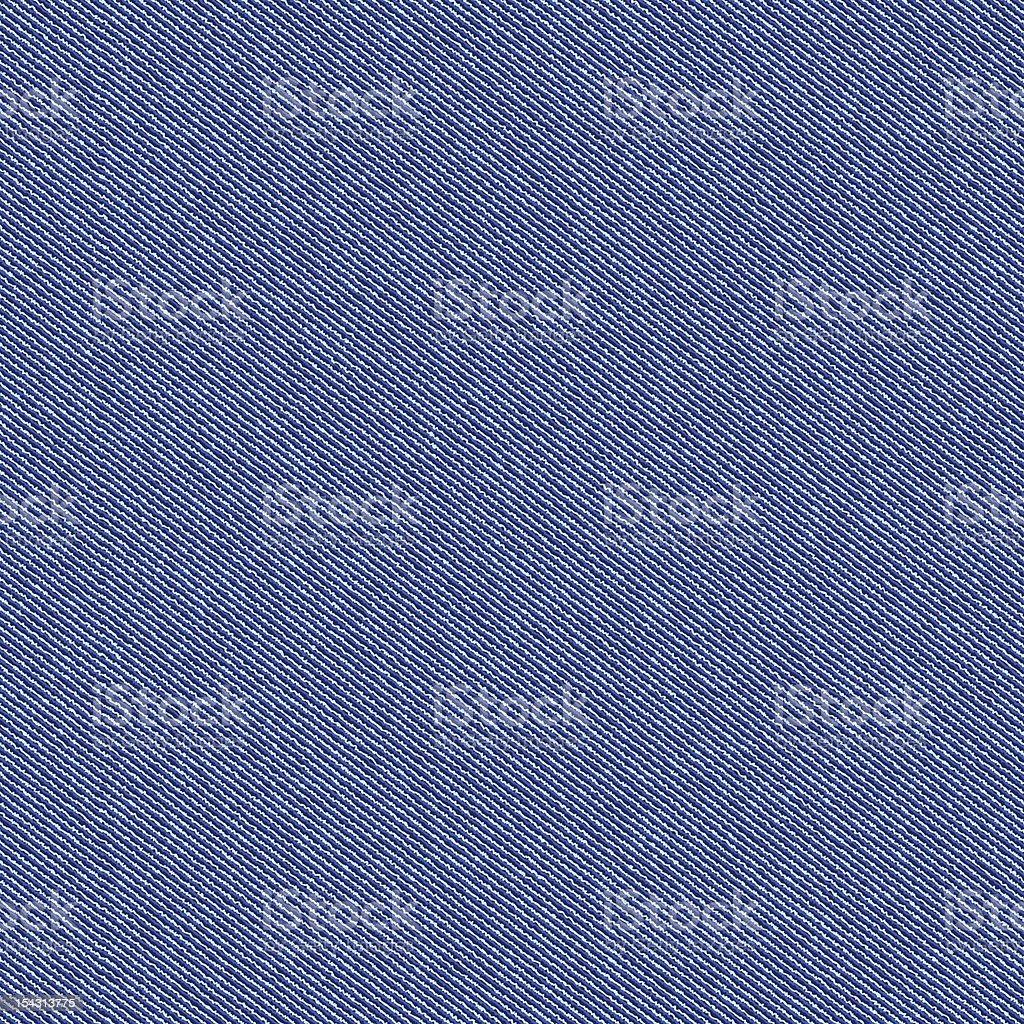 Blue Jeans vector art illustration