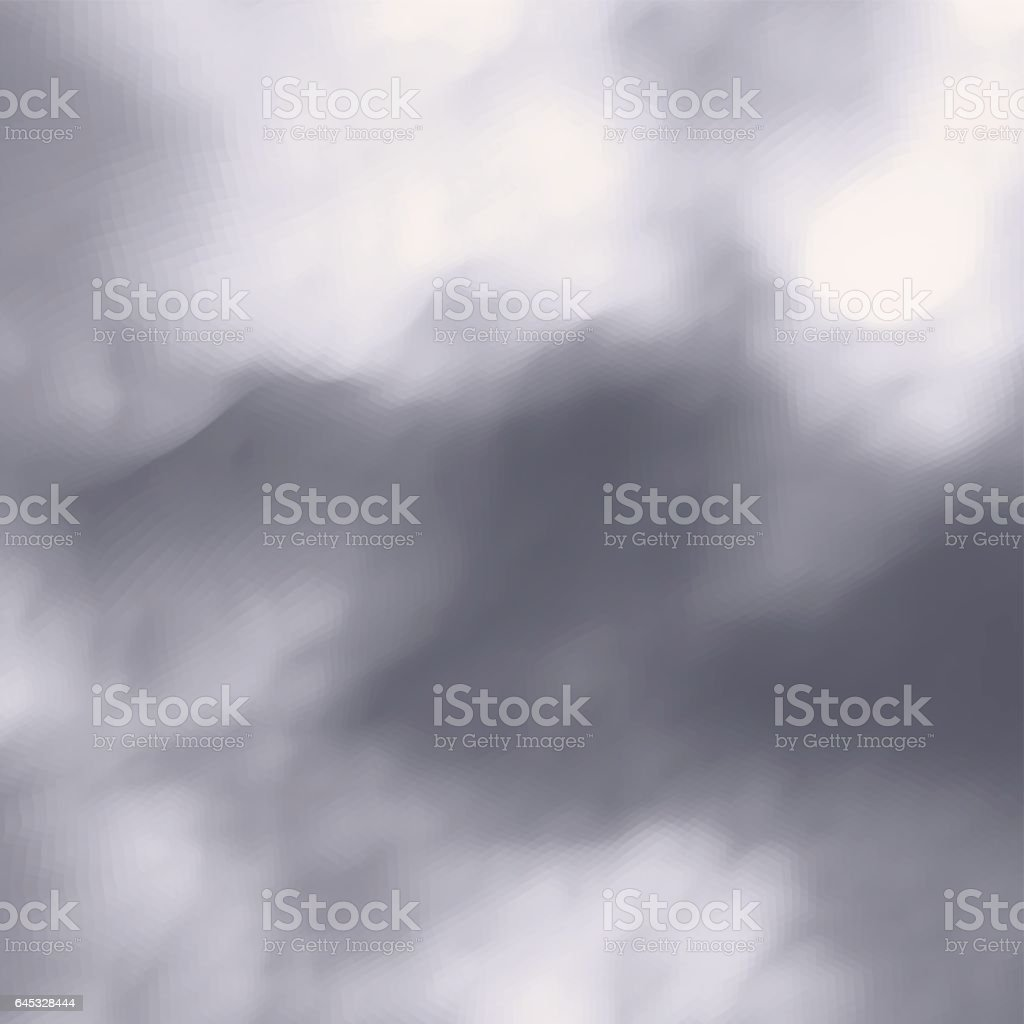 Blue Sky With Clouds. Modern pattern. Nature background. Modern pattern. vector art illustration