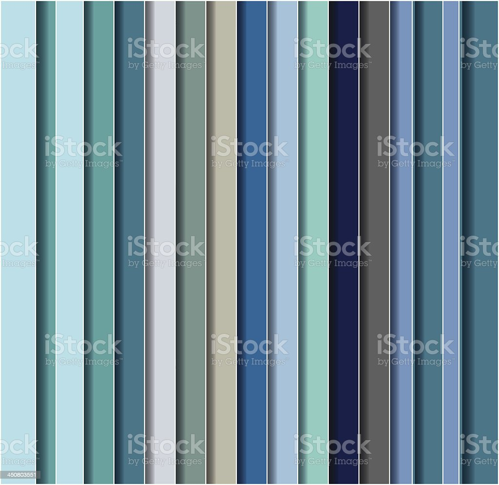Blue striped background royalty-free stock vector art