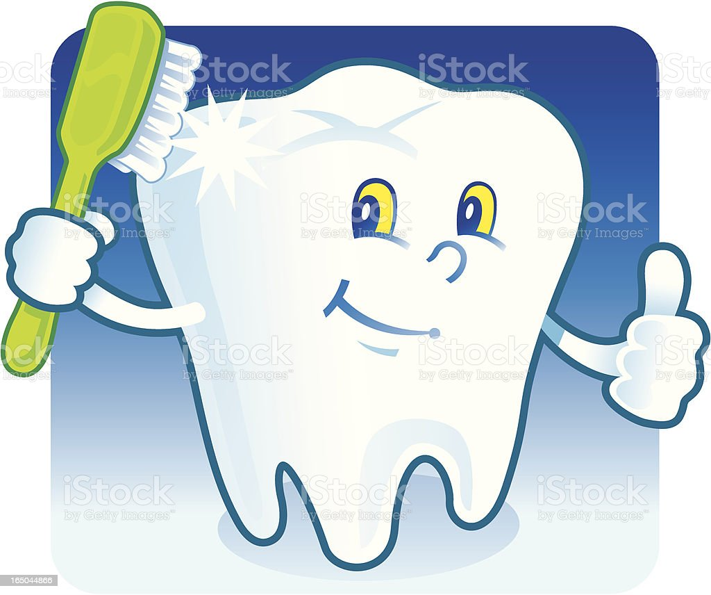Blue Tooth royalty-free stock vector art