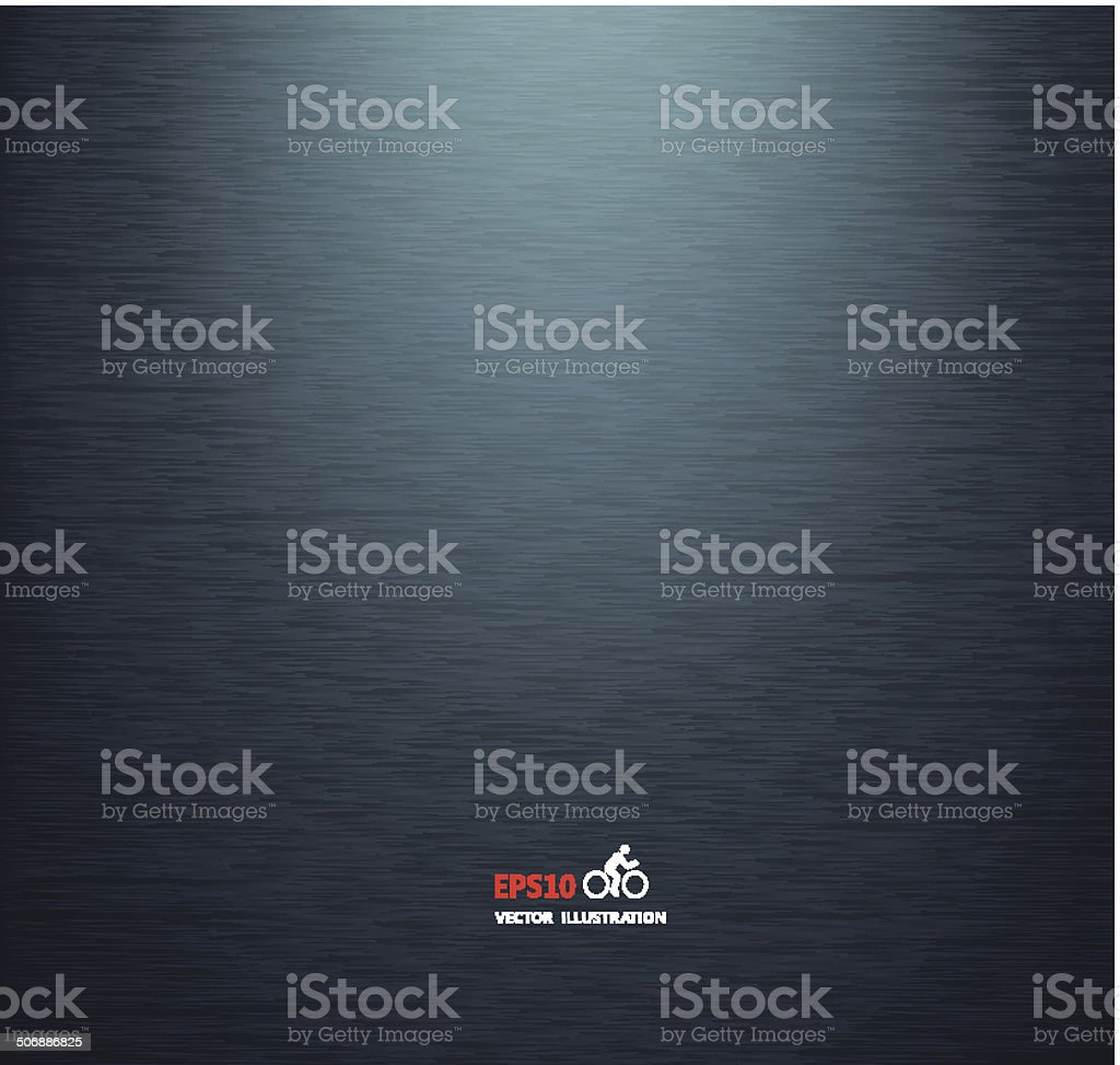 Blue wall background vector art illustration