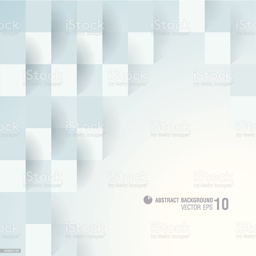Blue wallpaper background for cover design , poster , brochure , banner. royalty-free stock vector art