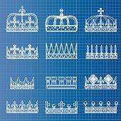 blueprint crowns