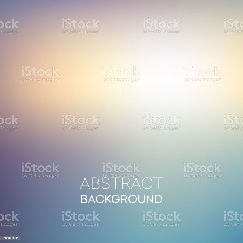 Blured backgrounds  retro style. Vector background vector art illustration