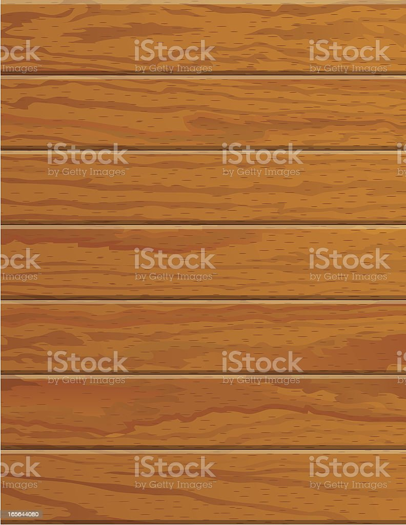 Boards royalty-free stock vector art