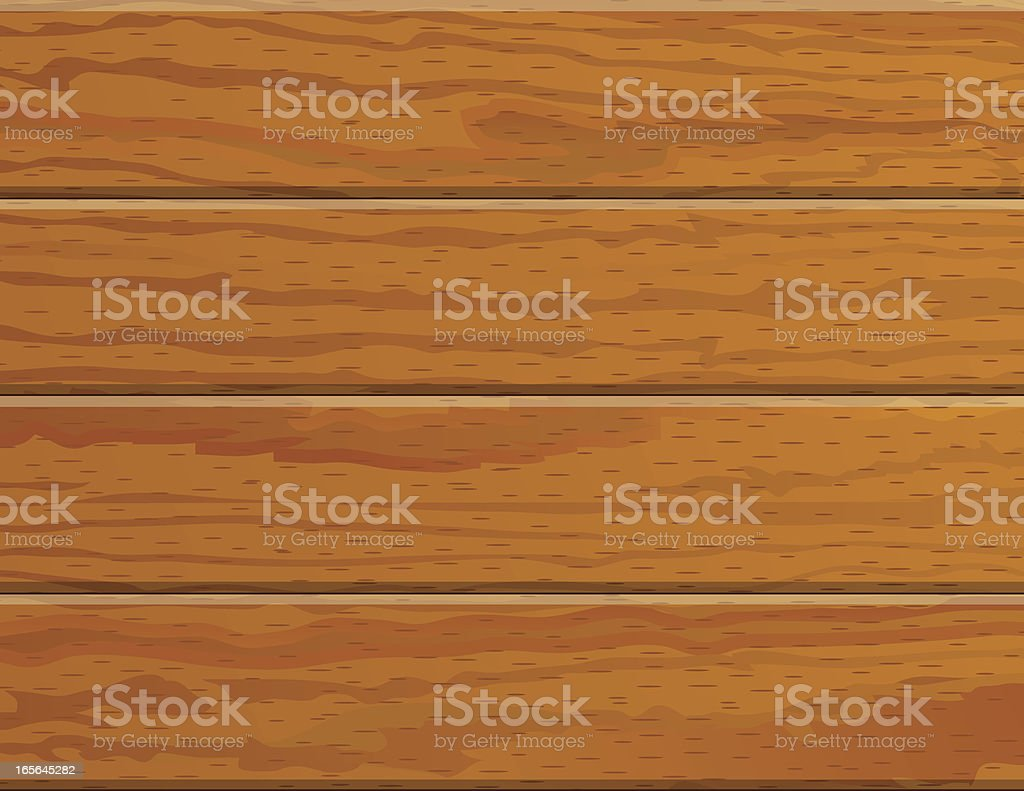 Boards Wide royalty-free stock vector art