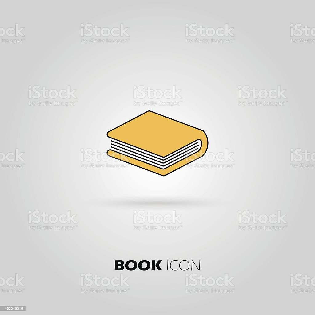 Book royalty-free stock vector art