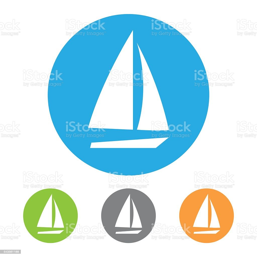 Boot Icon vector art illustration
