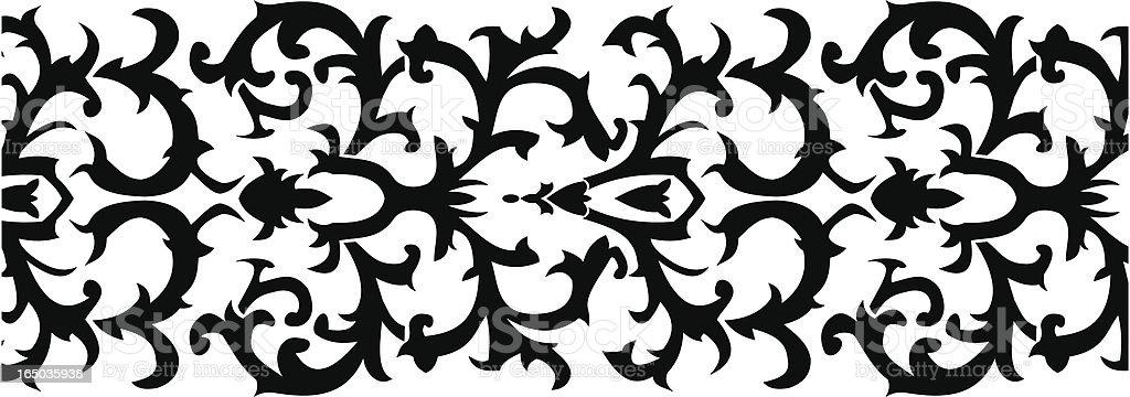 Border royalty-free stock vector art