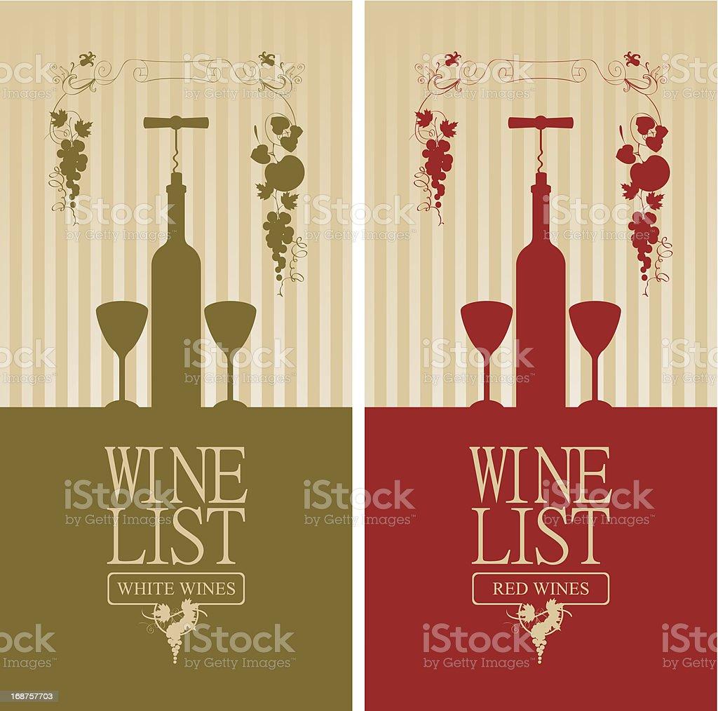bottle of wine royalty-free stock vector art