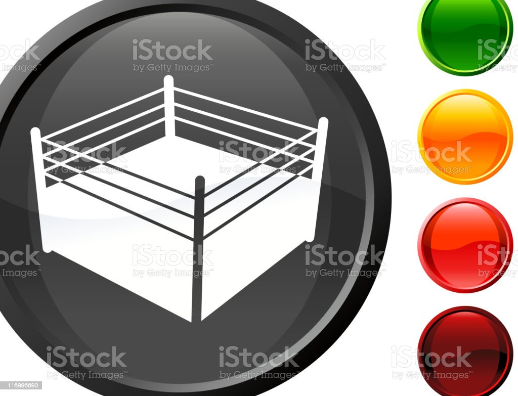 boxing ring internet royalty free vector art royalty-free stock vector art