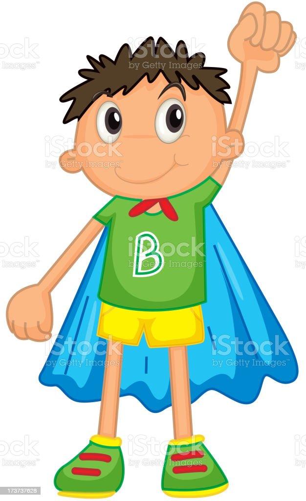 Boy royalty-free stock vector art
