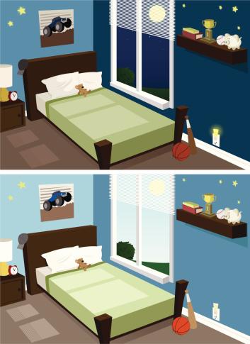 Bedroom Clip Art Vector Images Illustrations IStock