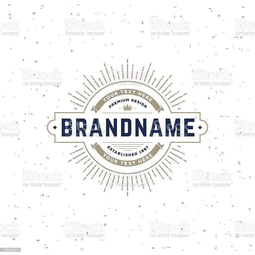 BrandnameW vector art illustration