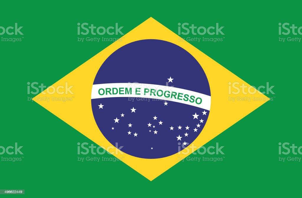 Brazil design vector art illustration