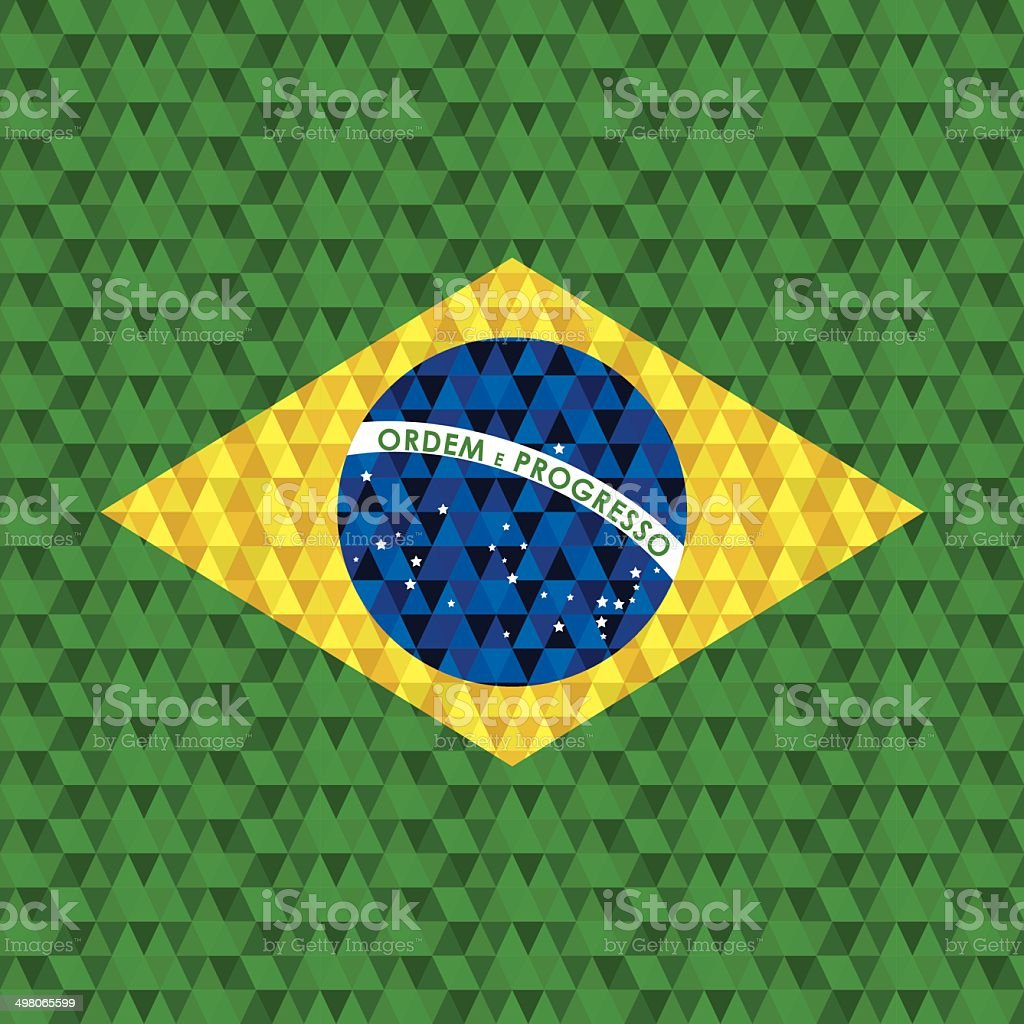 Brazil design royalty-free stock vector art