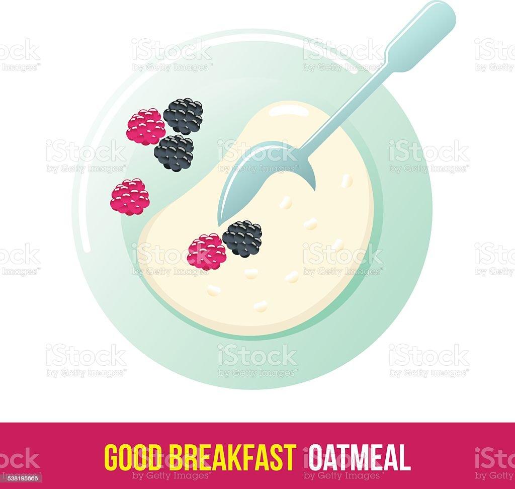 breakfast. 1205. elements. 04 vector art illustration
