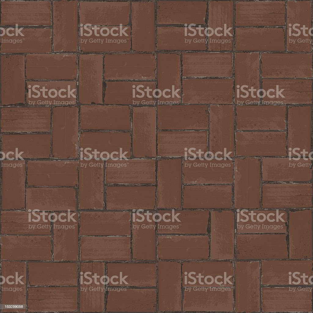 Basket weave brick pattern - Bricks In Half Basket Weave Pattern Royalty Free Stock Vector Art