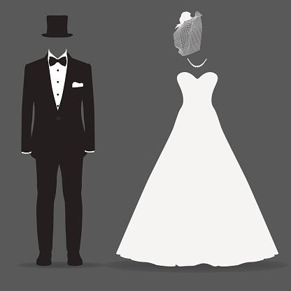 Wedding Clip Art, Vector Images & Illustrations - iStock