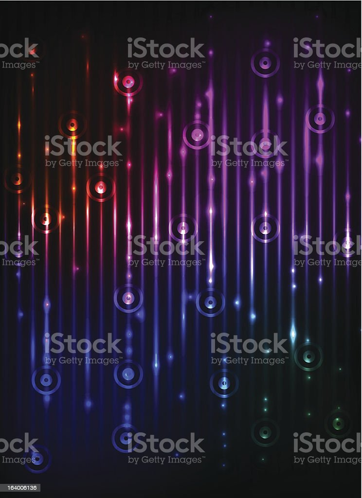 bright abstract background royalty-free stock vector art
