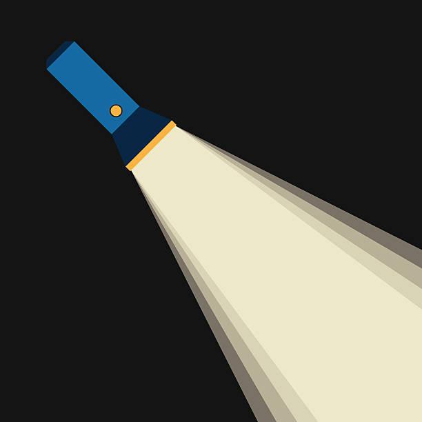Flashlight Clip Art, Vector Images & Illustrations - iStock