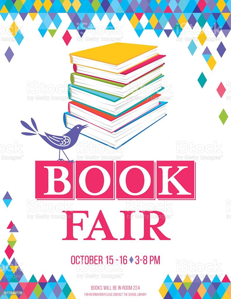 book fair flyer template - Buyu.thebangtable.co