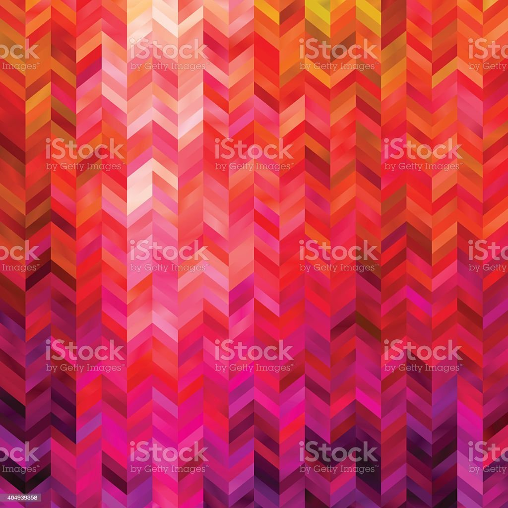 Bright colorful abstract background vector art illustration