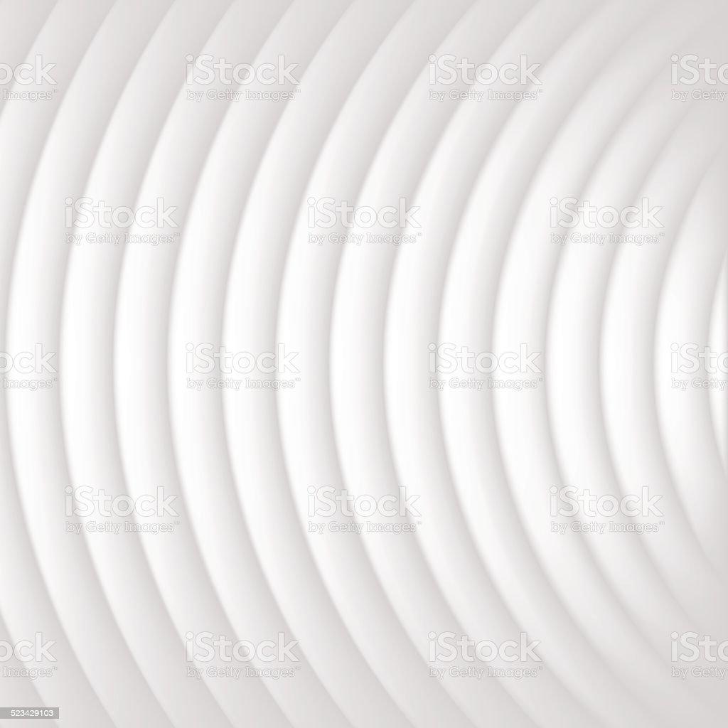Bright Waves Abstract vector art illustration