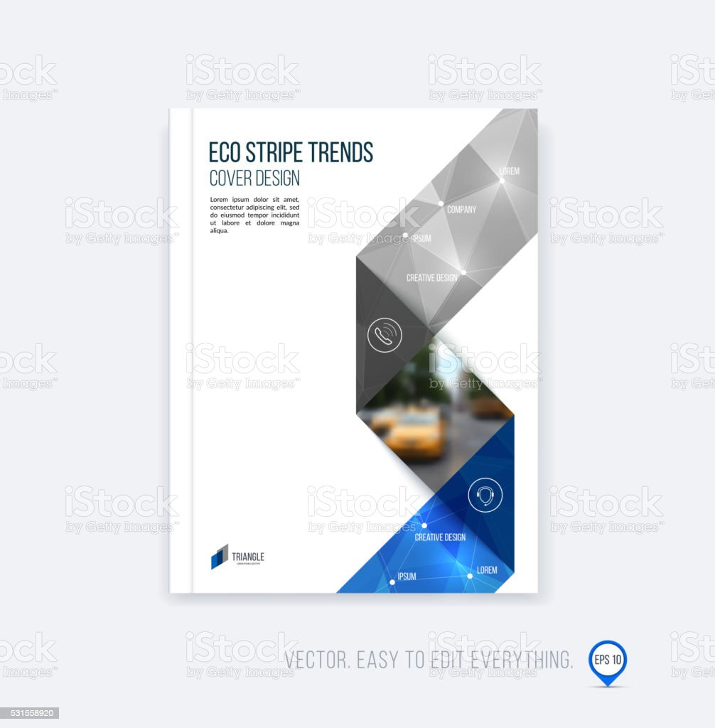 Cover design annual report magazine royalty free stock vector art - Abstract Advertisement Art Art And Craft Black And White Brochure Template Layout Cover Design Annual Report Magazine Royalty Free Stock