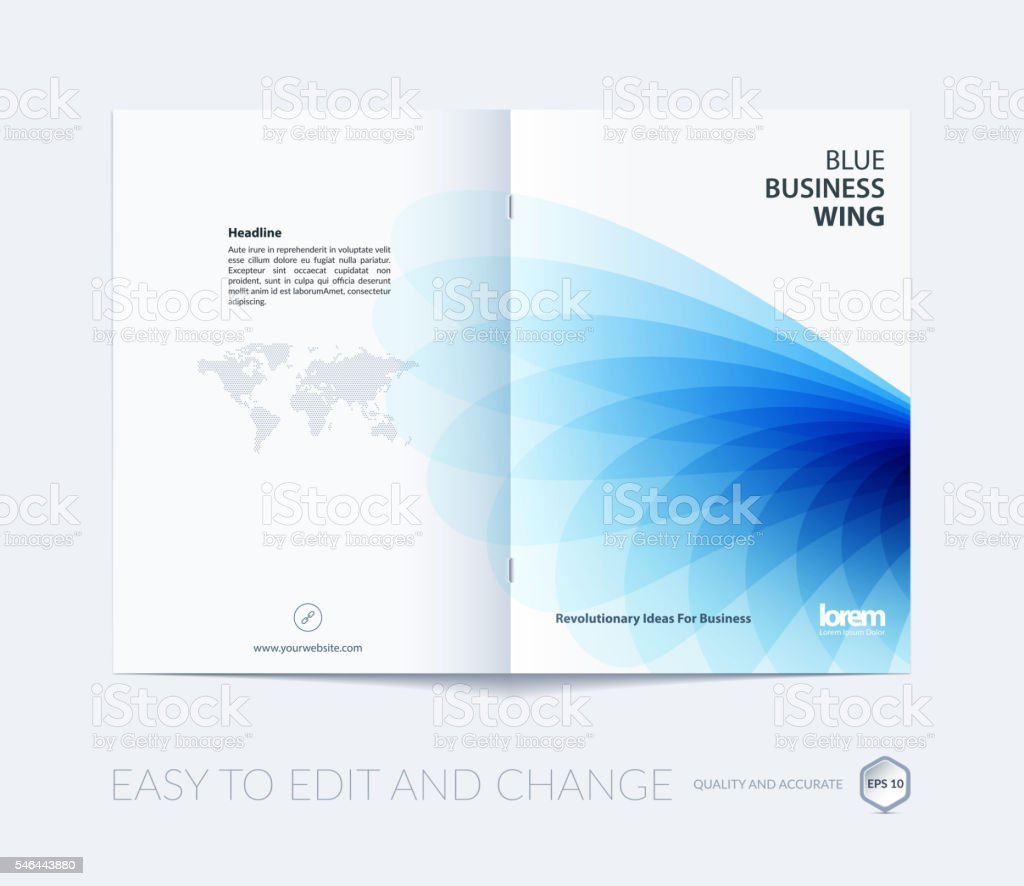 brochure template layout cover design annual report magazine stock brochure template layout cover design annual report magazine royalty stock vector