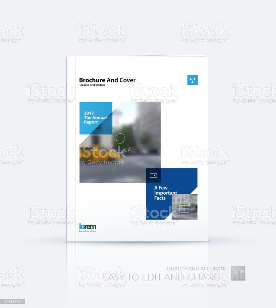 Brochure template layout, cover design annual report, magazine, flyer...