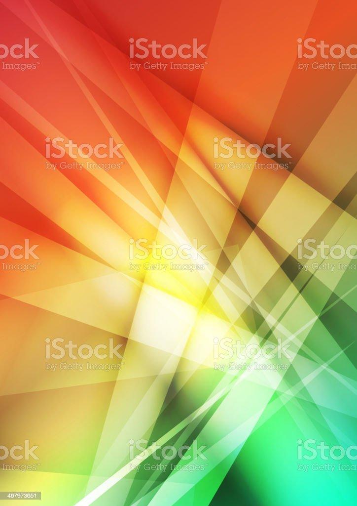 Broken Glass Texture. royalty-free stock vector art