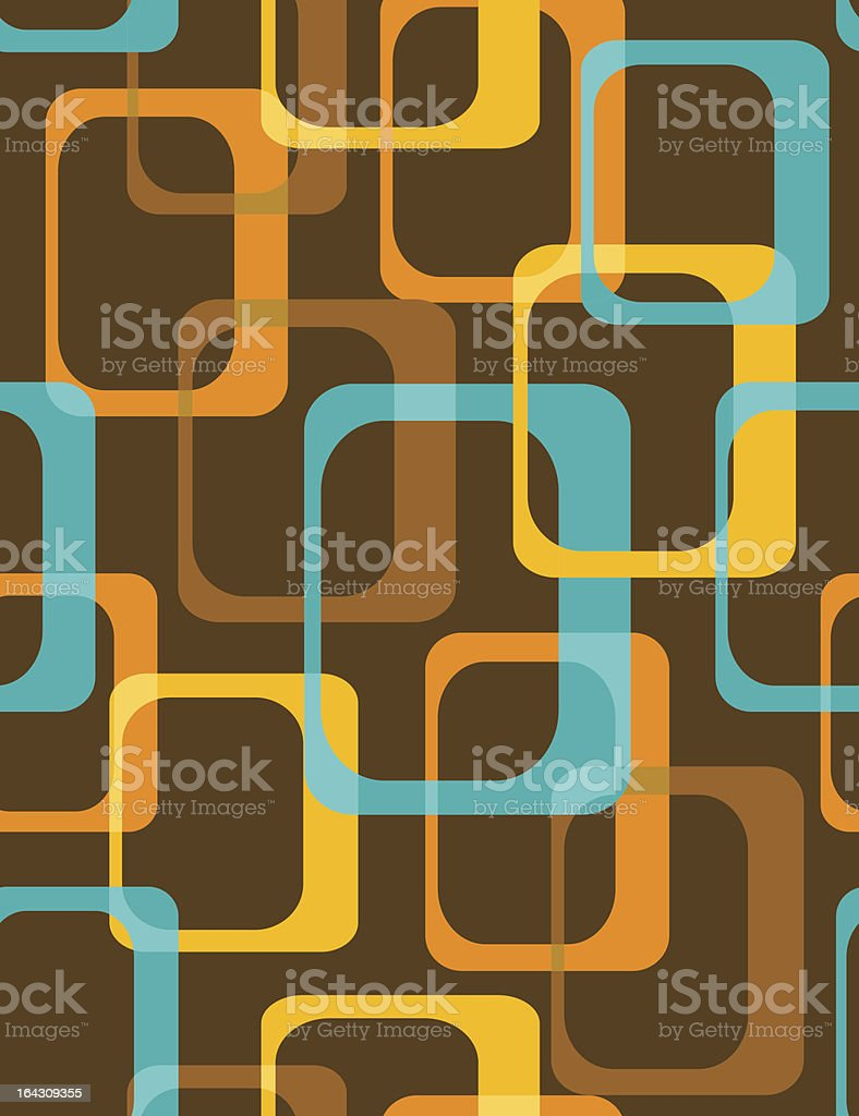 broken squares vector art illustration