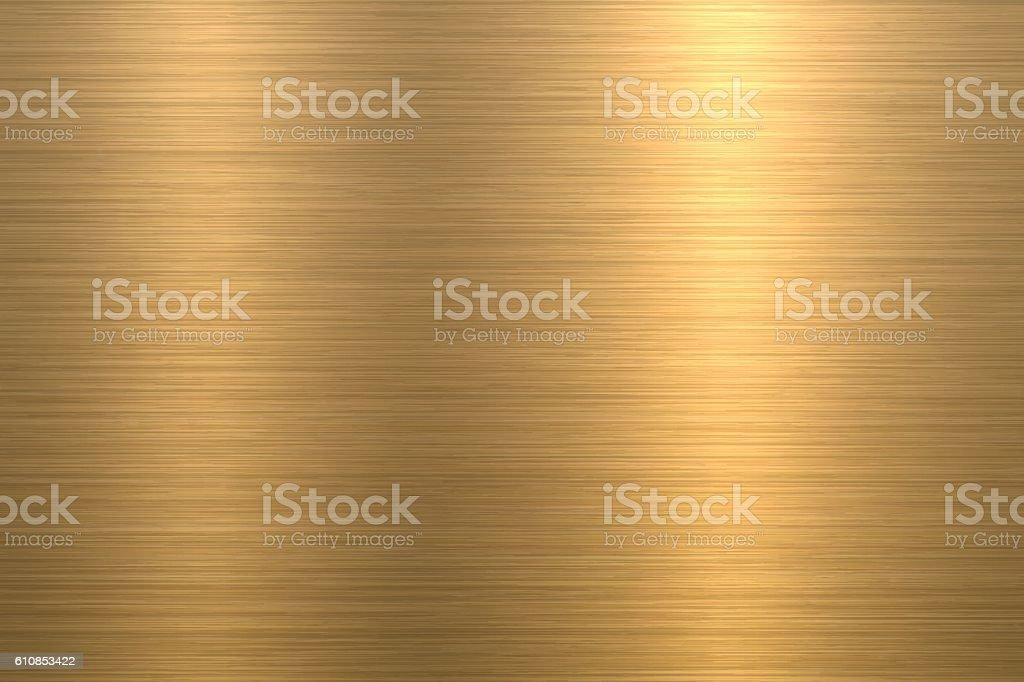 Bronze or Copper Metal Texture Background vector art illustration
