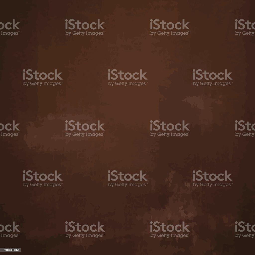 Brown dark rust metal background wallpaper vector art illustration