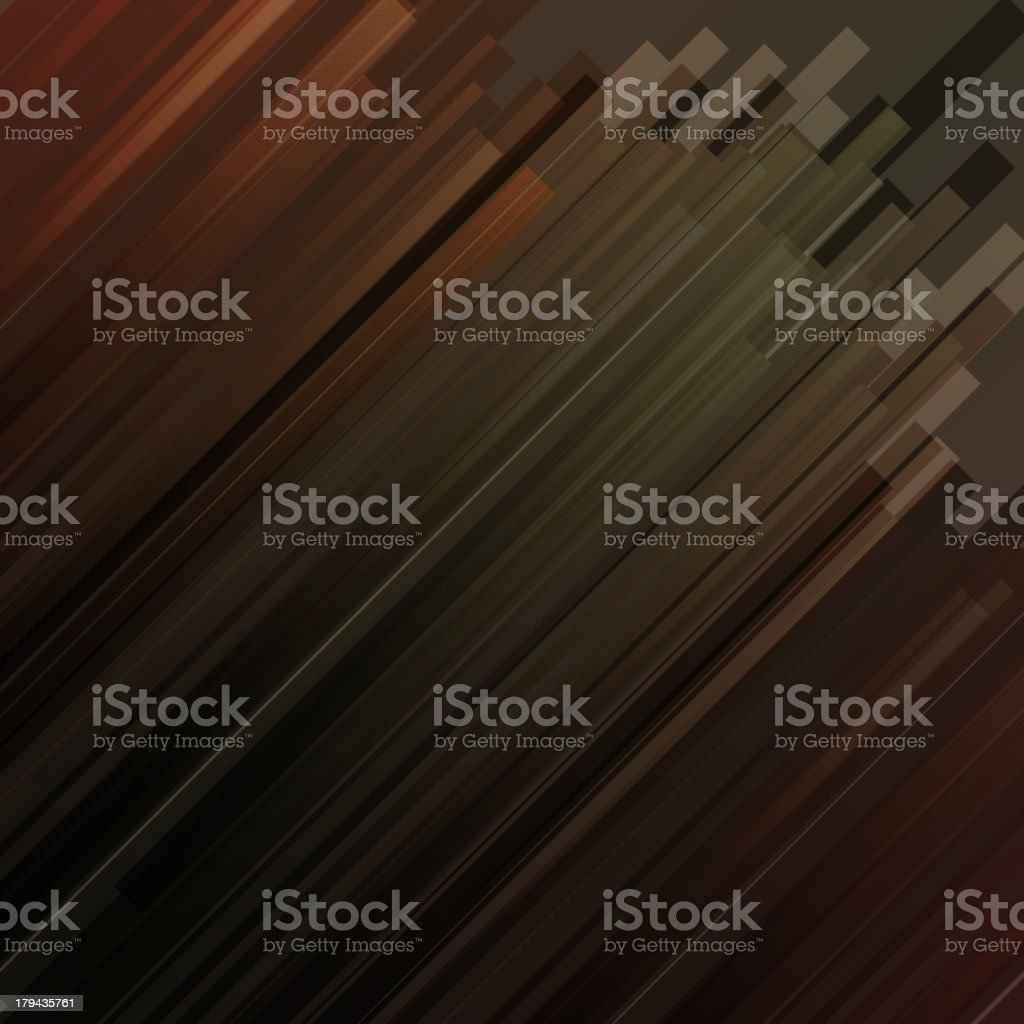 brown stripe pattern technology background royalty-free stock vector art