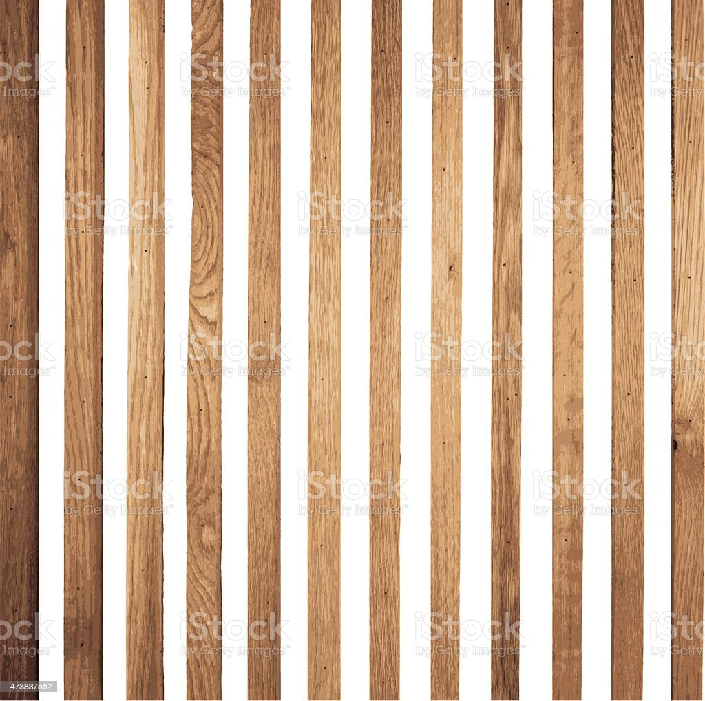 brown wood stripe background vector vector art illustration