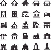 Building Icons - Smart Series